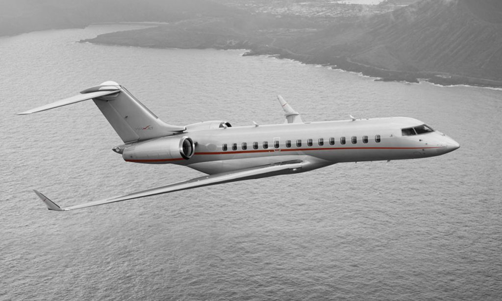 Bombardier Global 6000 - One Of The Fastest Jets In The World In 2018