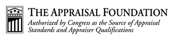 The Appraisal Foundation Logo - The Appraisal Foundation Location - Aircraft Appraisers - How To Get an Aircraft Appraisal