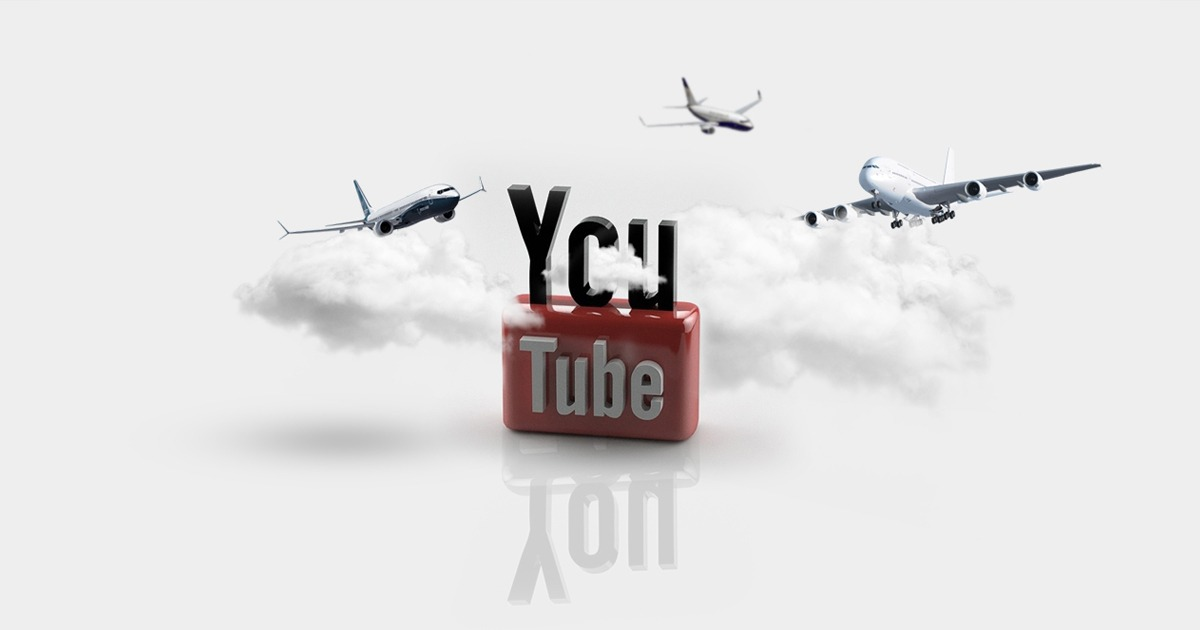 YouTube Aviation Channels - Buy A Jet - Private Jet Videos - Private Jet YouTube