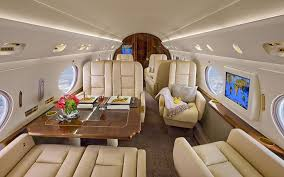Private Jet - Private Jet Cabin - Comfortable Jet Cabin - Miami Private Jet Sales - Private Jet Sales