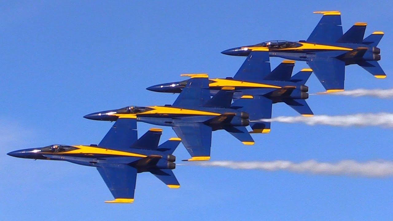 Miami Jet - Private Jet Broker - Private Jet Sales - Blue Angels - Blue Angels in Seattle
