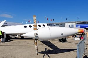 Eviation Alice - Paris Air Show 2019 - Latest Aircraft News - Miami Jet
