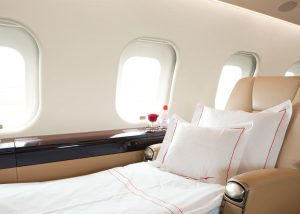 Private Jet - Private Jet Sales - Comfortable Jet Cabin - Miami Private Jet