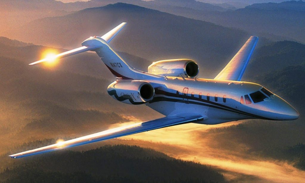 Cessna Citation X+ - Fastest Jet In The World In 2018