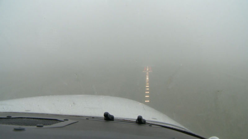 Flying With Fog - Buy a Business Jet - Business Jet Brokers - Miami Jet - Miami Jet Brokers