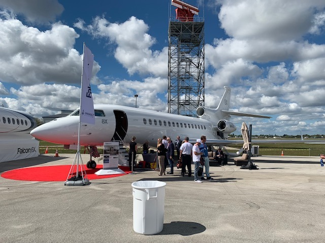 NBAA 2019 - Miami Jet Team - Aircraft Event - Brand New Private Jets
