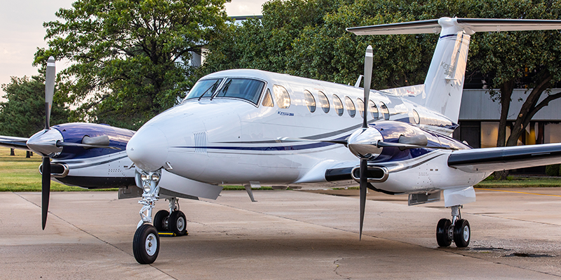 King Air 360 - Aircraft Brokerage - Buy Private Jet - Business Aviation