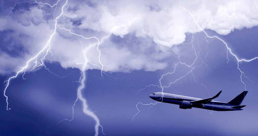 Can A Plane Be Hit By Lightning - Sell Aircraft - Buy Used Jets - Miami Jet - Jets for Sale Miami