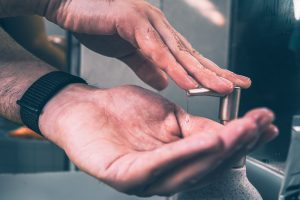 Hand Washing - Sanitation - Miami Jet - Aircraft News - Aircraft Brokerage