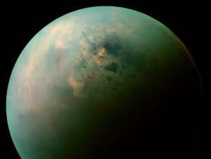 Saturn's Moon Titan - NASA News - NASA Drone - Private Jet Sales - Miami Jet Sales